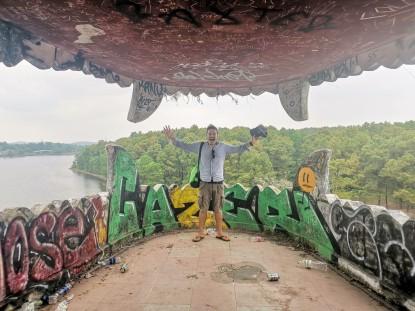 Terk edilmiş Su Parkı