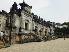 Khai Dinh'in Mezarı