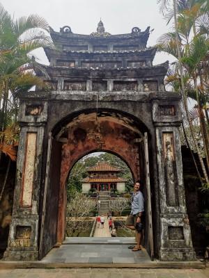 Minh Mang'ın Mezarı