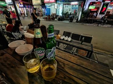 Xin chao beer & coffee