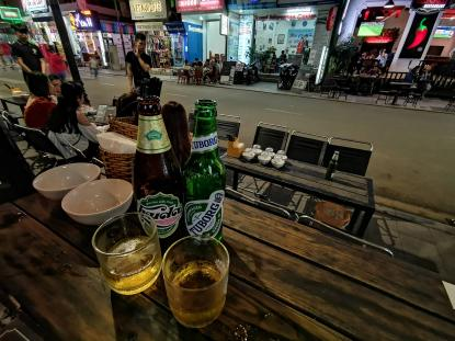 Xin chao beer & coffee