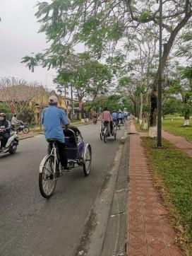 Günümüzde Rickshaw