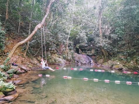 Botanic Garden-Vang Anh Gölü