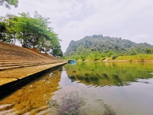 Phong Nha Mağarası
