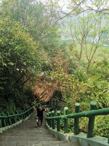 Tien Son Mağarası Yolu