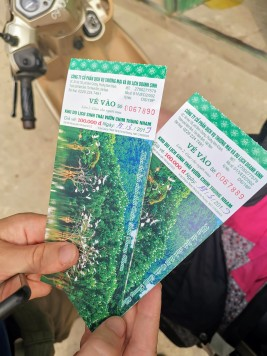 Thung Nham Kuş Parkı biletleri