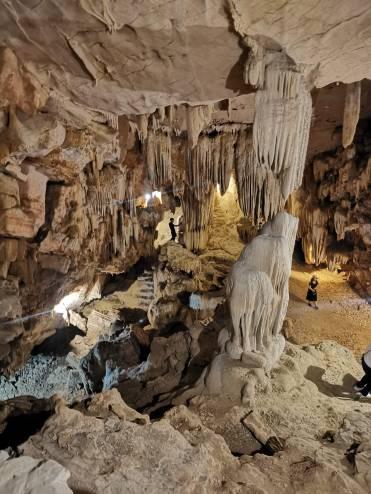 mağaranın cehennem kısmı