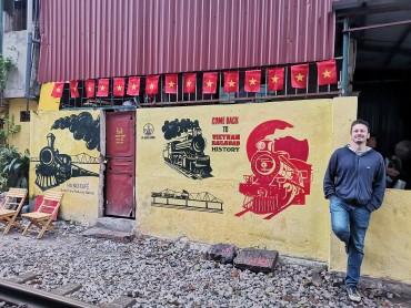 tren sokağı duvarları