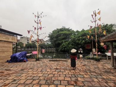 Litertaure Lake-Gò Kim Châu