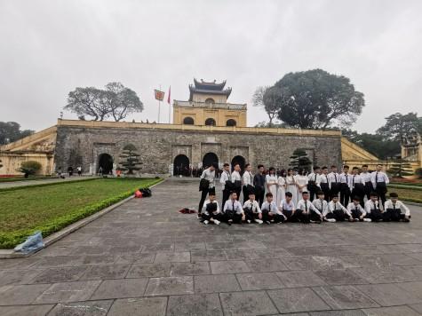 Thang Long İmparatorluk Şehri