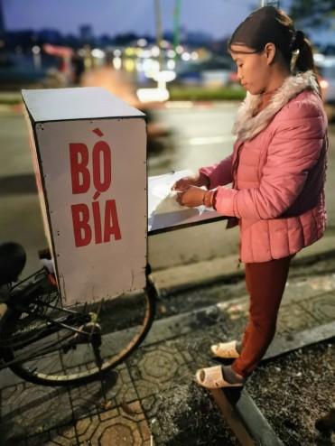 Bo Bia-bir çeşit tatlı