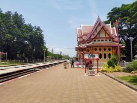 Hua Hin tren istasyonu