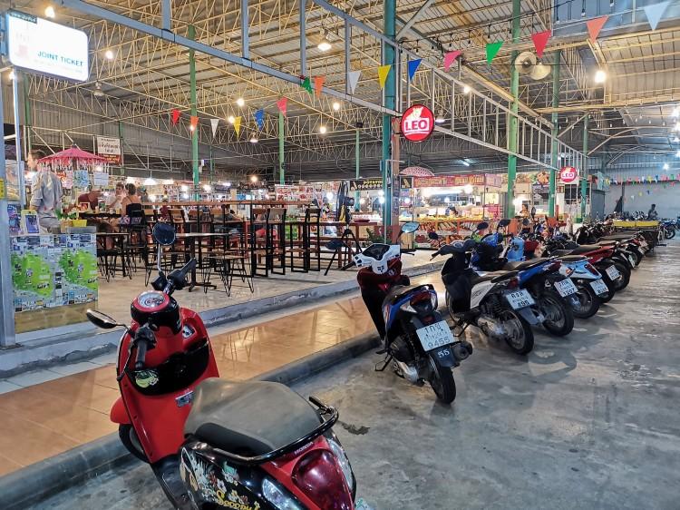 Koh Phangan Food Court