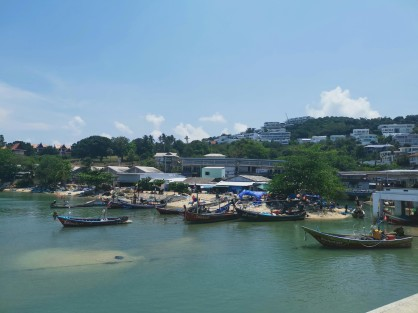 Koh Samui Bangrak Pier