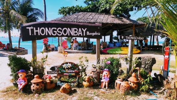 Thongson Bay