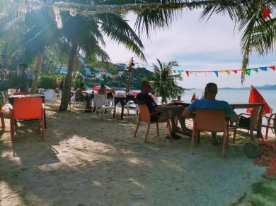 Thongson Bay Bungalows Restaurant