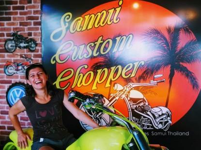 Ohm Hot Rod Chopper Samui