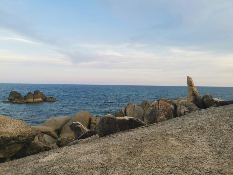 Grandfather's Rocks