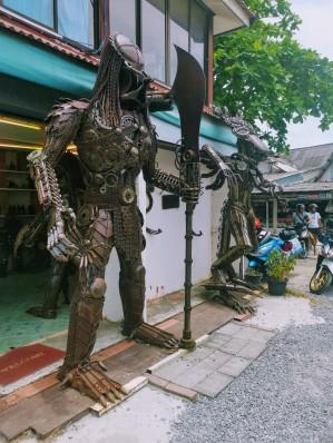 Samui Robot No:4