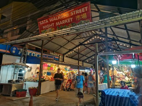 Kata Night Market