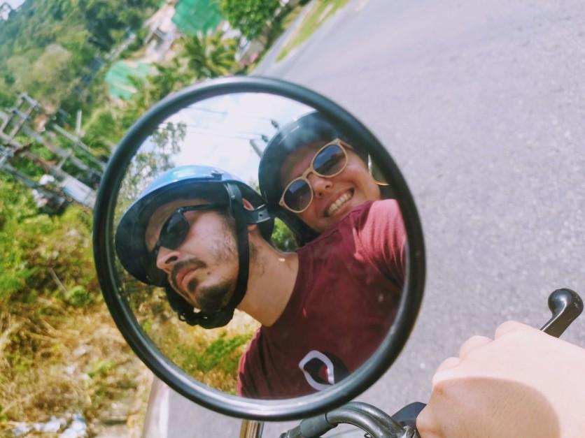 Phuket Motosiklet rotamız