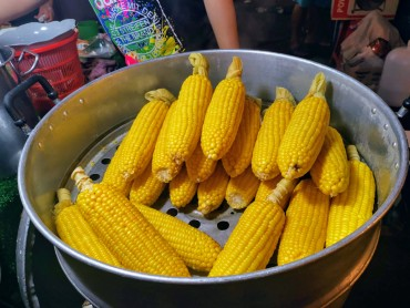 Talang Sunday Market