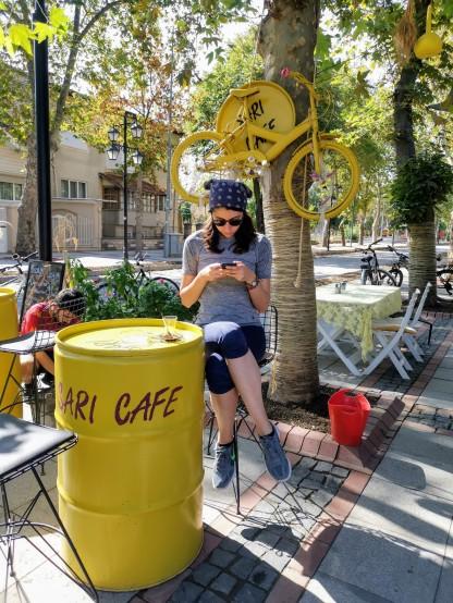 Karaağaç Sarı Cafe