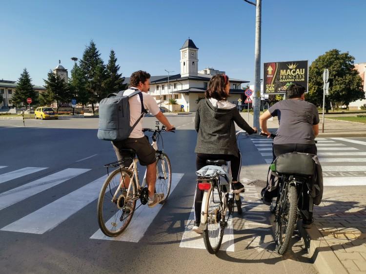 Svilengrad şehir meydanı
